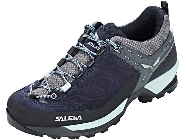 Salewa W's MTN Trainer Shoes Premium Navy/Subtle Green